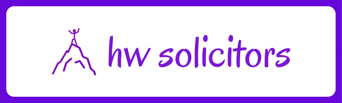 HW solicitors logo