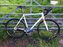 RLT Gravel bike